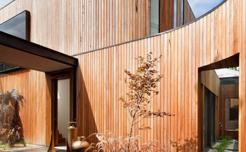 轻型木结构生态木别墅